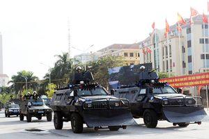Khai mạc diễn tập khu vực phòng thủ tỉnh Hà Nam năm 2018