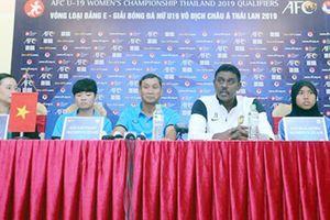 U19 Việt Nam: Nam suy, cầu mong nữ... thịnh