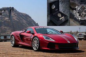 Bán siêu xe ATS GT 19,8 tỷ kèm đồng hồ siêu sang