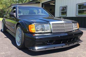 Xem Mercedes C63 AMG mới độ thành xe cũ E190