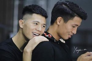 Cặp tuyển thủ U23 Việt Nam bị nghi ngờ giới tính khi quá thân mật