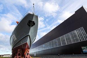 Nga chạy đua với thời gian đóng mới hàng loạt tàu hộ vệ Karakurt