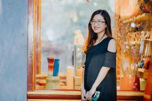 Thủ khoa kép Đại học Hà Nội là cô giáo vô cùng dễ thương