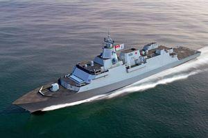 Canada đã quyết định chọn khu trục hạm lớp 26 của Anh