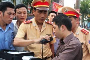 Say xỉn lái xe: Mức phạt thế nào cho đủ tính răn đe?