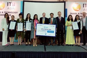 Sáng kiến Hỗ trợ Khởi nghiệp Du lịch vùng Mê Kông 2018: Startup Việt giành vị trí Á quân