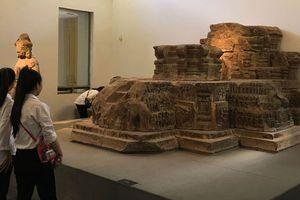 Đề nghị công nhận Đài thờ Đồng Dương 22.24 là bảo vật quốc gia