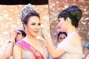 'Hoa hậu Doanh nhân quốc tế 2018' quyên hết giải thưởng làm từ thiện
