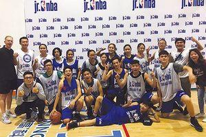 16 tài năng bóng rổ Việt Nam được tận mắt xem NBA