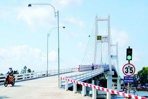 Lạ lùng cây cầu thu phí 'trọn đời' ở Cà Mau