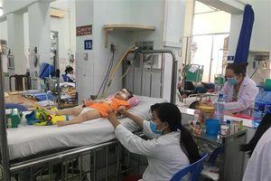 TP.HCM: Bệnh sởi đang tăng mạnh