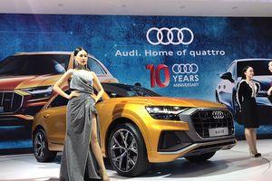Hai mẫu xe mới Audi tại triển lãm ô tô Việt Nam 2018