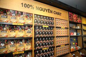 K Coffee với tiêu chuẩn UTZ, BRC: Mang cà phê sạch trồng trên đất Việt phục vụ người Việt