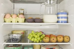 Mẹo lưu trữ thức ăn thừa cả tháng trời không hỏng chị em cần biết