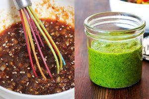 Muốn ăn đồ nướng ngon thì học ngay cách làm 4 loại nước chấm này