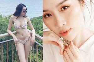 Chia nhỏ bữa ăn để giảm cân, dáng chuẩn như mỹ nhân nóng bỏng nhất nhì VTV Đặng Dương Thanh Thanh Huyền
