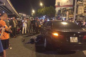 Khởi tố nữ tài xế say xỉn điều khiển xe BMW tông 7 người thương vong