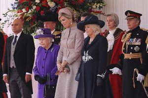 Thái tử Charles và vợ cùng xuất hiện trong tâm bão scandal ly hôn