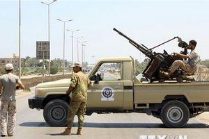 Liên hợp quốc hoan nghênh thỏa thuận an ninh mới của Libya