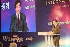 Khai mạc Hội nghị phát thanh, truyền hình Nhà nước quốc tế Seoul