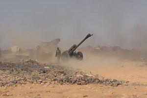 Thỏa thuận ngừng bắn bị phá vỡ, quân đội Syria khai hỏa 'xóa sổ' tàn dư IS