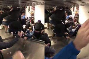 Italy: Sập thang máy ở nhà ga chính thủ đô Roma, hơn 20 người bị thương