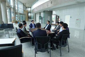 Hàn Quốc chi thêm gần 10 tỷ won cho chương trình cải tạo Văn phòng Liên lạc liên Triều