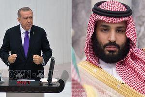 Thổ Nhĩ Kỳ và Saudi Arabia phối hợp làm rõ vụ giết hại nhà báo Khashoggi