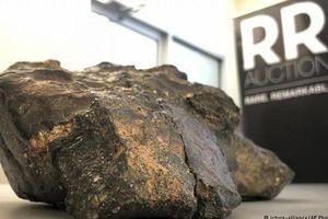Thực hư công dụng của viên thiên thạch Mảnh ghép Mặt Trăng trị giá hơn 14 tỷ đồng