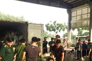 Phó Thủ tướng biểu dương vụ bắt 8 tấn ngà voi và vảy tê tê tại Đà Nẵng