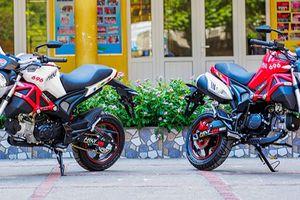 Ducati Monster 110: giải pháp cho cơn 'cuồng' Ducati của biker Việt