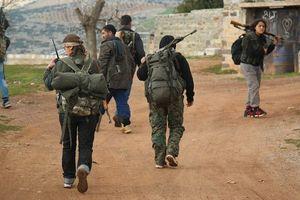 Du kích người Kurd bắn hạ 2 tay súng thuộc lực lượng nổi dậy ở Afrin