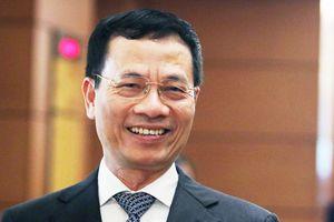 Ông Nguyễn Mạnh Hùng được phê chuẩn bổ nhiệm Bộ trưởng TT&TT