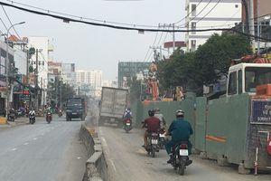Đường Huỳnh Tấn Phát sau nâng cấp có hết ngập?