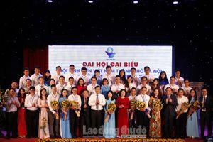 Ra mắt Ban Chấp hành Hội Sinh viên Việt Nam TP Hà Nội khóa VII