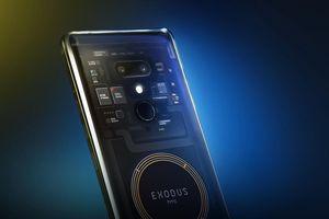HTC EXODUS 1: smartphone lưu trữ tiền điện tử