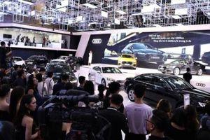 Triển lãm Ô tô Việt Nam 2018 có quy mô lớn nhất với gần 120 mẫu xe