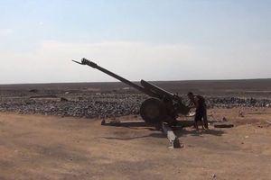 Chiến sự Syria: IS phá vỡ lệnh ngừng bắn, quân chính phủ nã pháo đáp trả