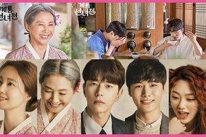Go Doo Shim rạng rỡ khi gặp hai người chồng ở kiếp sau của mình trong 'Mama Fairy and the Woodcutter'