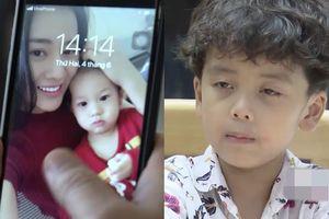 'Quỳnh búp bê' tập 20: Xuất hiện cậu bé được cho chính là con trai của Quỳnh