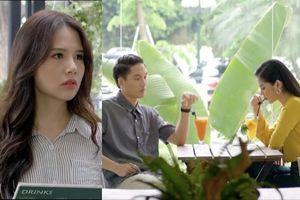 'Yêu thì ghét thôi' tập 15: Kim gặp chồng đi với tình trước, bà Diễm lại gặp rắc rối với chồng cũ