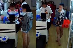 Tranh cãi màn 'cầm nhầm' tiền vô tư chưa từng có của cô gái khi đi mua mỹ phẩm
