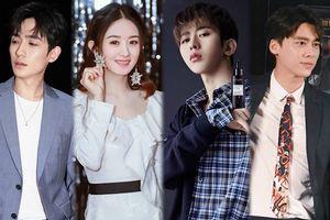 BXH sao quyền lực tuần 3 tháng 10 Weibo: Triệu Lệ Dĩnh 'đánh bại' Chu Nhất Long, Lý Dịch Phong tăng 22 hạng