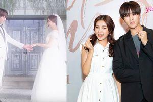 Jin Ju bất ngờ tổ chức đám cưới với mỹ nam là 'đàn em' của Mamamoo