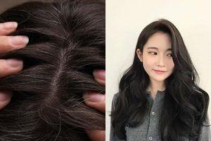 Mới 30 tuổi mà tóc đã bạc trắng, đừng lạm dụng thuốc nhuộm, hãy thử các biện pháp đơn giản này