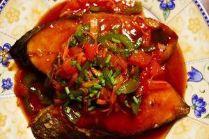 Nấu ngay cá ngừ sốt cà chua - món ngon mỗi ngày ăn cơm không biết ngán
