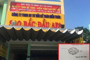 TP. HCM: Bắt tạm giam Giám đốc Văn phòng công chứng giả