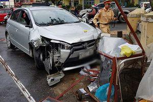 Lâm Đồng: 4 người nhập viện vì ô tô gây tai nạn liên hoàn