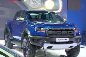Ford Ranger Raptor chốt giá gần 1,2 tỷ đồng tại Việt Nam
