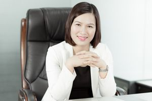 Bà Bùi Thị Thanh Hương rời ghế Phó tổng giám đốc TPBank từ 1/11